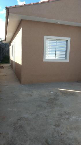 casa em fase de acabamento no jardim coronel