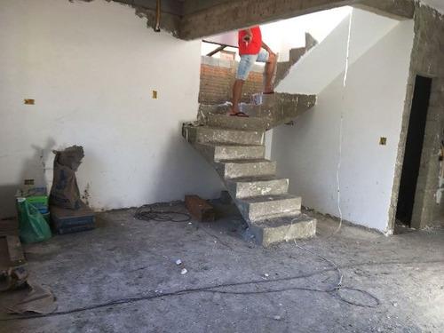 casa em fase de acabamento no jardim regina 4043