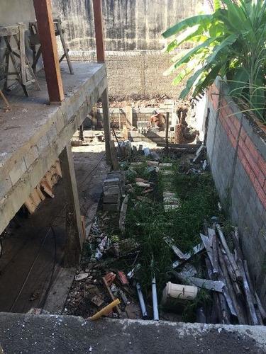 casa em fase de acabamento no jardim regina