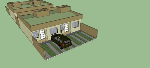 casa em fátima com 2 dormitórios - li261041