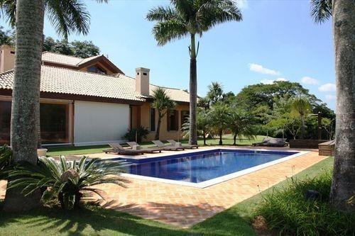 casa em fazenda vila real de itu, itu/sp de 822m² 5 quartos para locação r$ 25.000,00/mes - ca230655