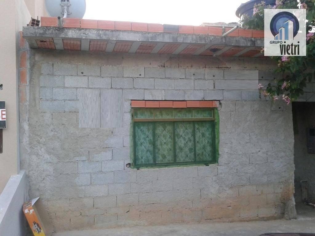 casa em franco da rocha! bairro portal das alamedas! excelente localização, comércio, escolas e condução próximo! casa com uma a - ca0890