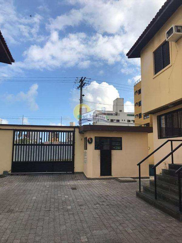 casa em guarujá bairro jardim enseada - v3380
