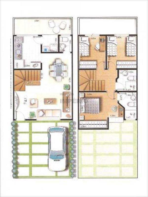 casa em guarulhos bairro centro - v774