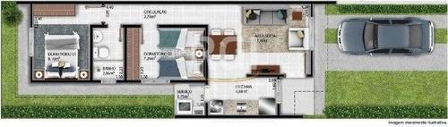casa em hípica com 2 dormitórios - mi17909