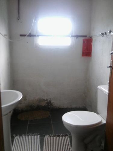 casa em itanhaém, 2 dormitórios, 700m da praia, oportunidade