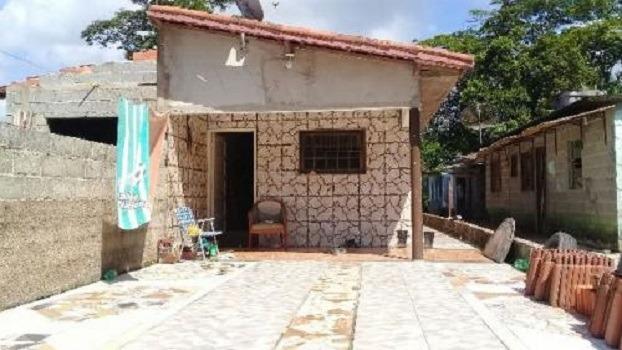 casa em itanhaém - 250m2 somente 80mil