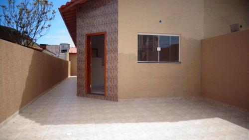 casa em itanhaém bairro jardim grandesp - v383
