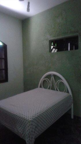 casa em itanhaém bairro jardim grandesp - v393
