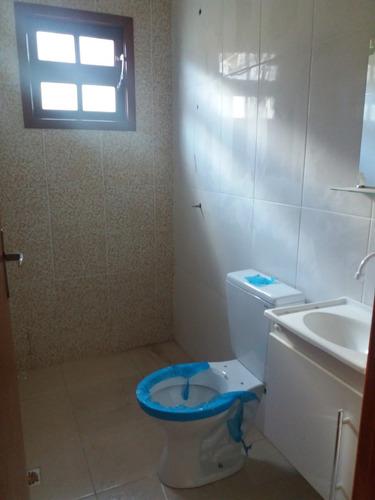 casa em itanhaém, bairro residencial com moradores ref 5385c