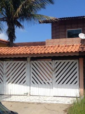 casa em itanhaém com 2 dormitórios, lado praia - ref 2695-p