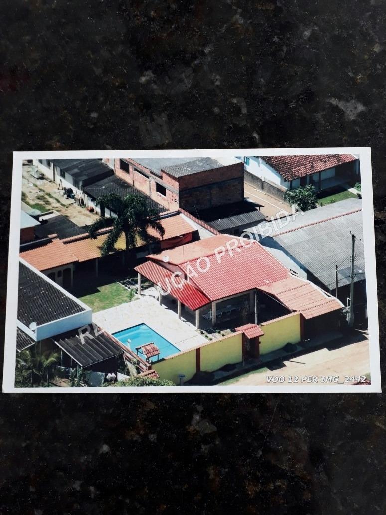 casa em itanhaem com piscina