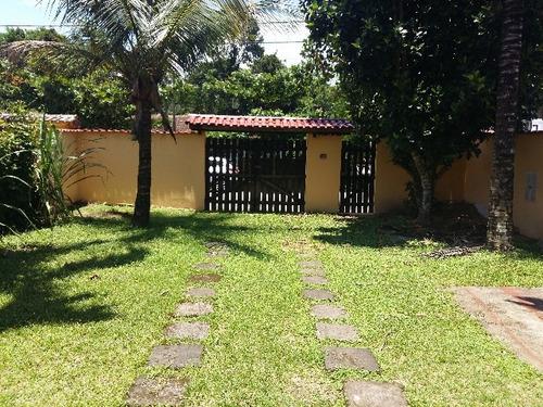 casa em itanhaém lado morro com 268m² 3 dormitórios ref 4440