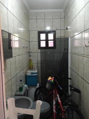 casa em itanhaém lado serra 2km da pista com 2 dorm 6340