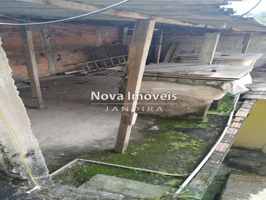 casa em jandira com 2 casas construidas - 1203