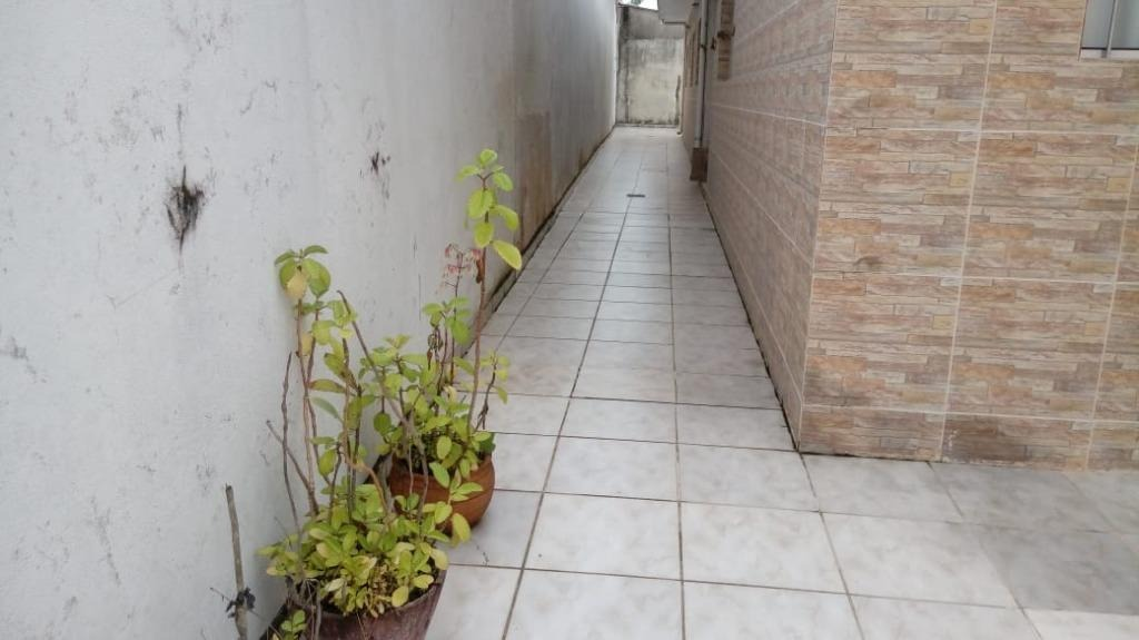 casa em jardim belas artes, itanhaém/sp de 73m² 3 quartos à venda por r$ 275.000,00 - ca349246