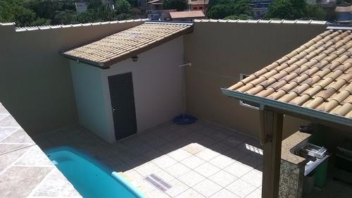 casa em jundiai, com piscina, churrasqueira e banheira