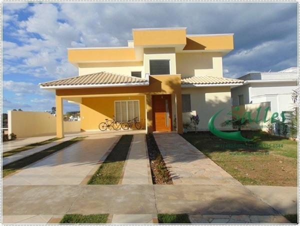 casa em jundiaí no condomínio reserva da serra - 3267