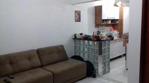 casa em laranjal, são gonçalo/rj de 40m² 1 quartos à venda por r$ 120.000,00 - ca212306