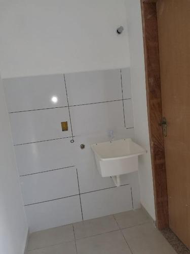 casa em laranjal, são gonçalo/rj de 42m² 1 quartos à venda por r$ 90.000,00 - ca212167