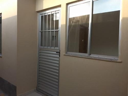 casa em laranjal, são gonçalo/rj de 42m² 1 quartos à venda por r$ 90.000,00 - ca212168