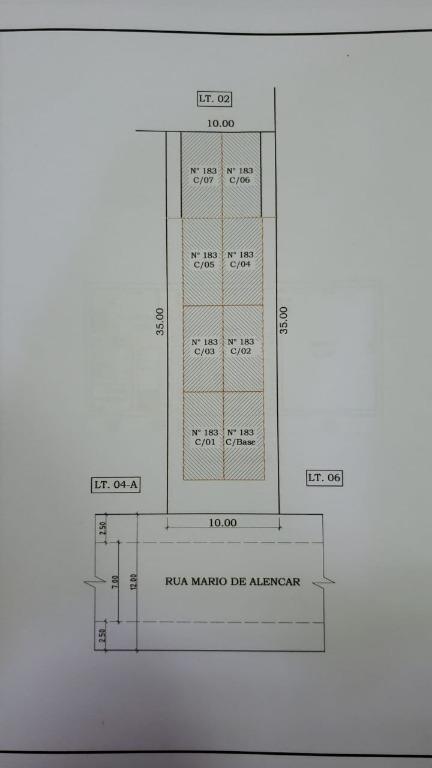 casa em laranjal, são gonçalo/rj de 50m² 1 quartos à venda por r$ 95.000,00 - ca212191