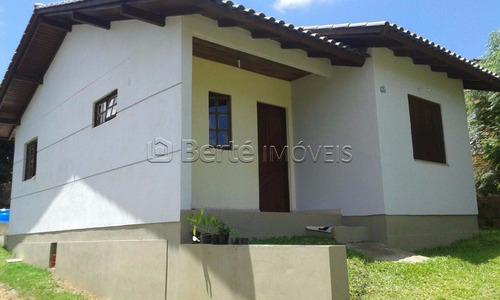 casa em lomba do pinheiro com 2 dormitórios - bt5677