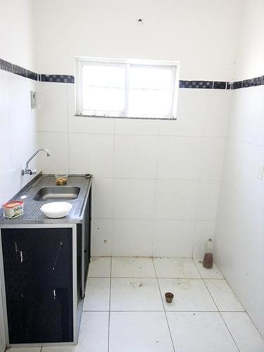 casa em maracanaú, 2 quartos, garagem, sala, quintal