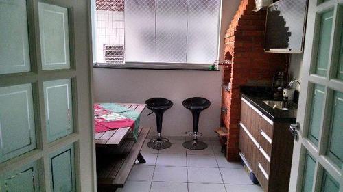 casa em marapé, santos/sp de 200m² 3 quartos à venda por r$ 732.000,00 - ca222395