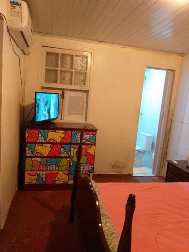 casa em marapé, santos/sp de 80m² 2 quartos à venda por r$ 240.000,00 - ca286061
