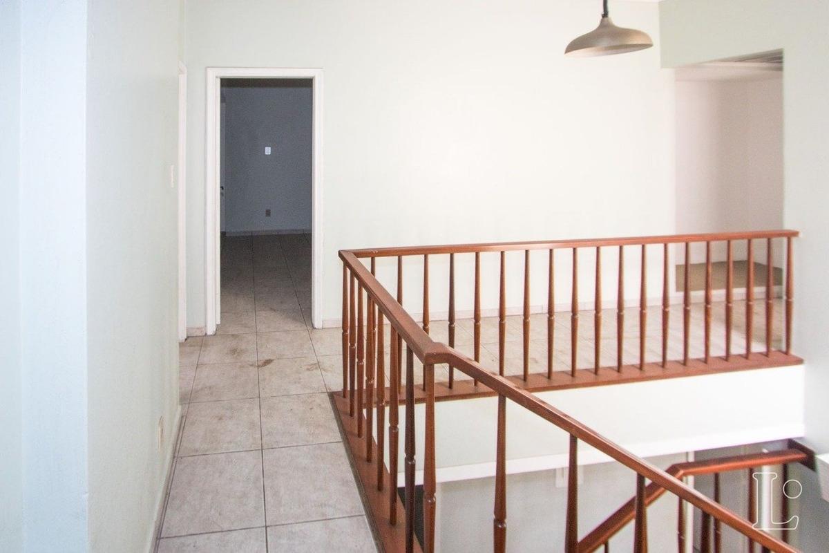 casa em menino deus com 3 dormitórios - lu24786