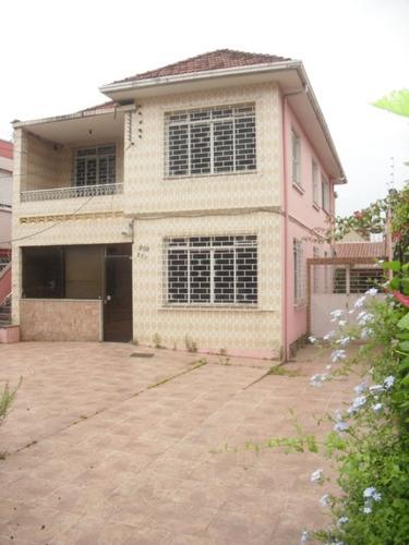 casa em menino deus com 7 dormitórios - lu260314