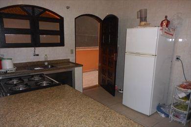casa em mongaguá a 350 mts da praia - c4564