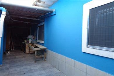 casa em mongaguá, amplo quintal!  4605 c