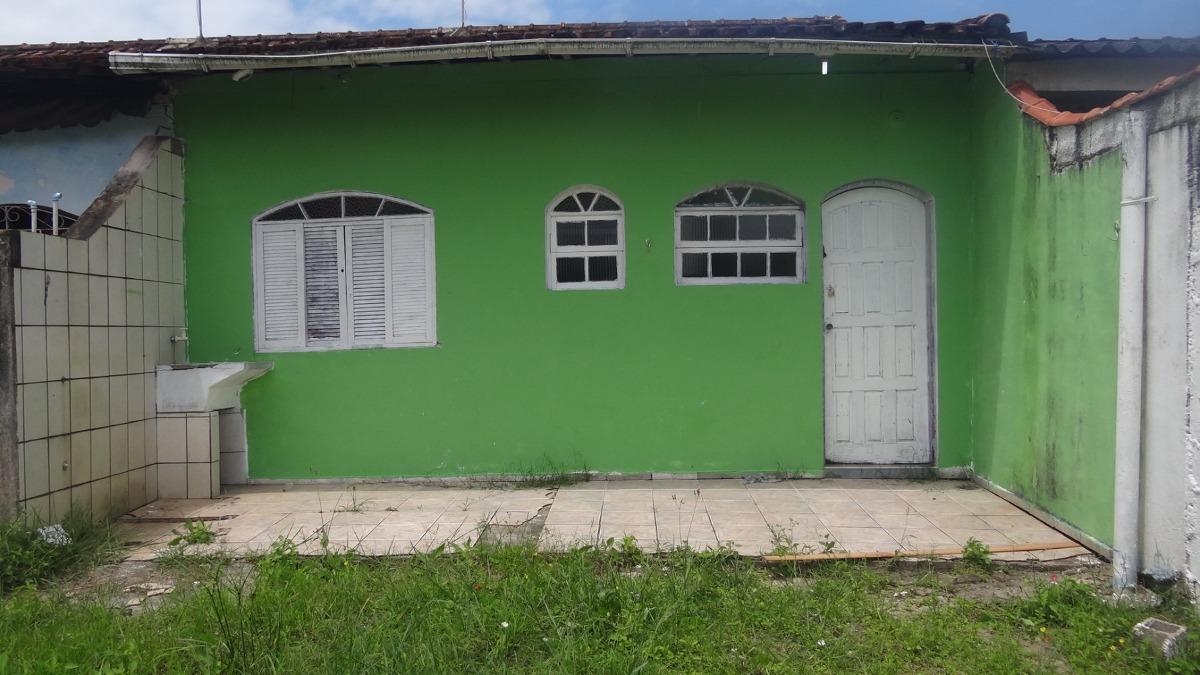 casa em mongaguá apenas 600 mts da praia 5863 c