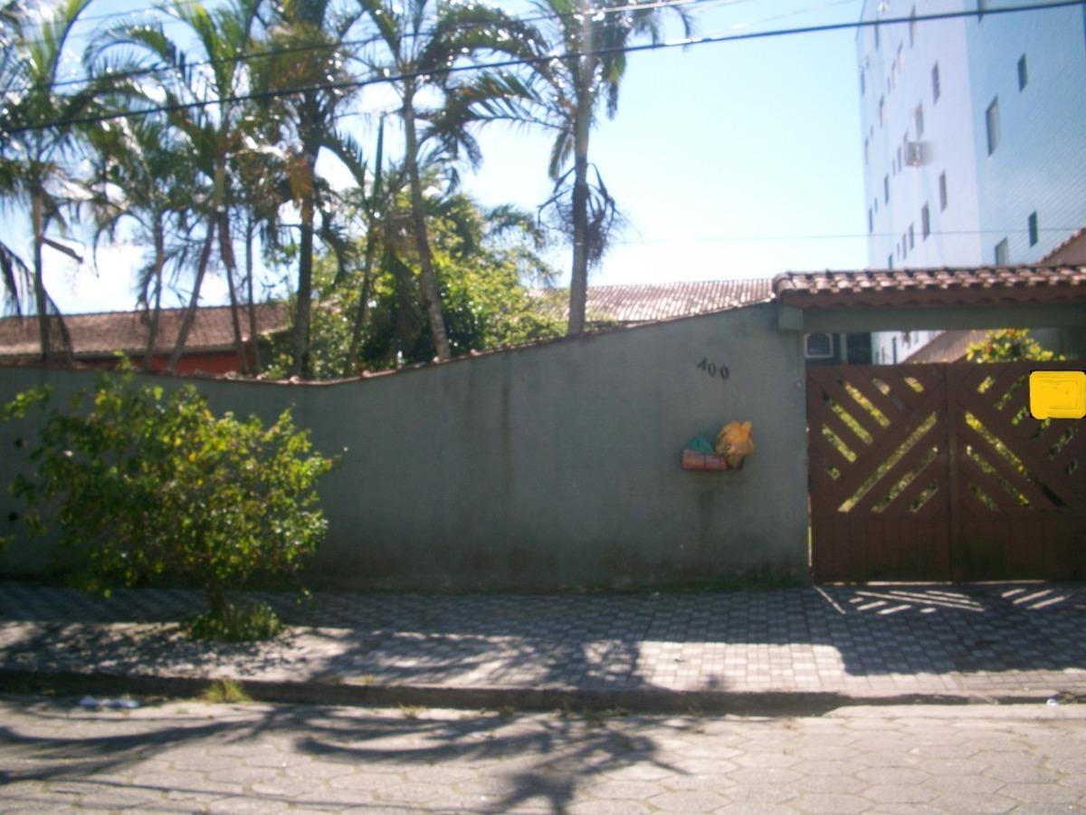 casa em mongaguá área residencial 400 metros da praia