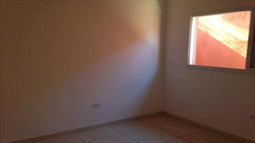 casa em mongaguá bairro balneário itaóca - v136