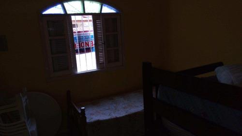 casa em mongaguá bairro balneário itaóca - v426