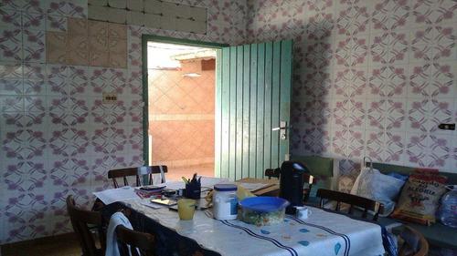 casa em mongaguá bairro balneário santa eugênia - v479