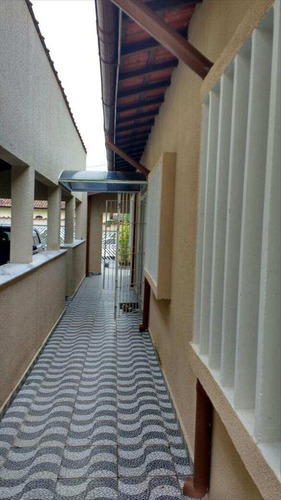 casa em mongaguá bairro jardim praia grande - v261