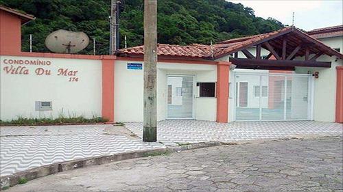 casa em mongaguá bairro pedreira - v355