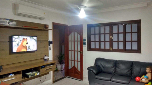 casa em mongaguá bairro pedreira - v424