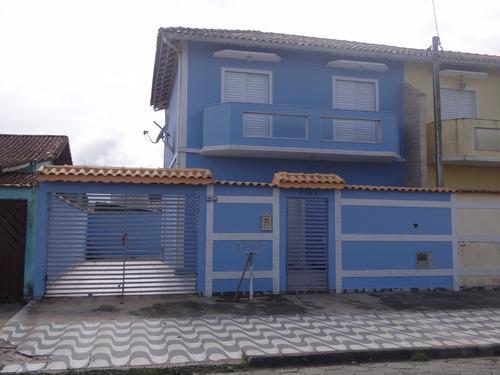 casa em mongaguá, bairro residencial - c5403