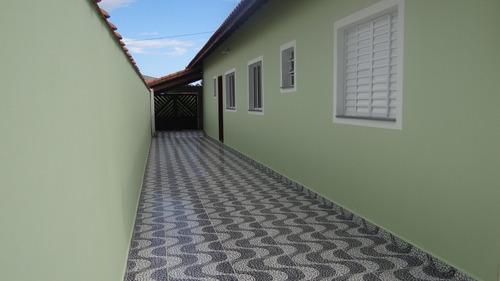 casa em mongaguá bairro residencial, moradores fixos - n5907