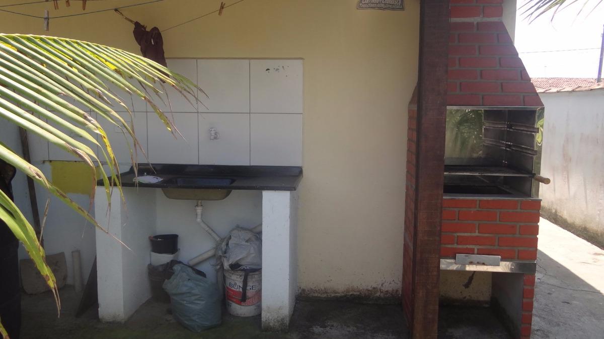 casa  em mongaguá, bairro residencial   n5778