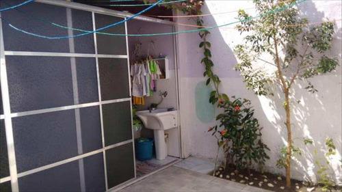 casa em mongaguá bairro vila vera cruz - v109