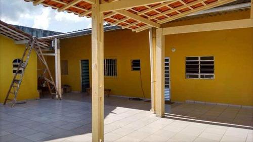 casa em mongaguá bairro vila vera cruz - v110
