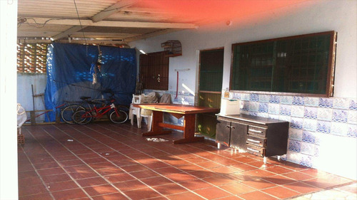 casa em mongaguá bairro vila vera cruz - v363