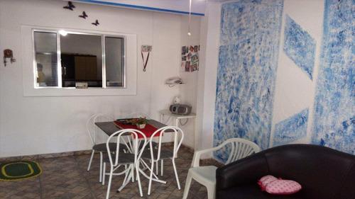 casa em mongaguá bairro vila vera cruz - v463