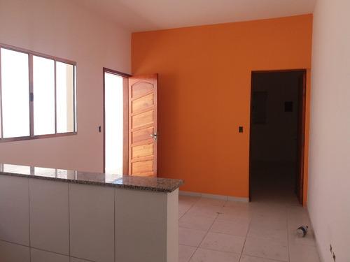 casa em mongaguá casa com edicula, no itaóca - n5833